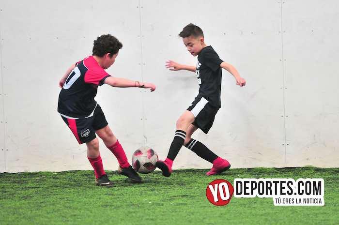La Villita-Jarochos-Liga Douglas Kids Indoor