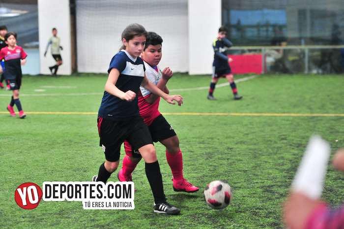 La Villita-Jarochos-Liga Douglas Kids