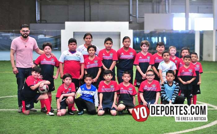 La Villita está buscando jugadores únete a ellos categoría 2010