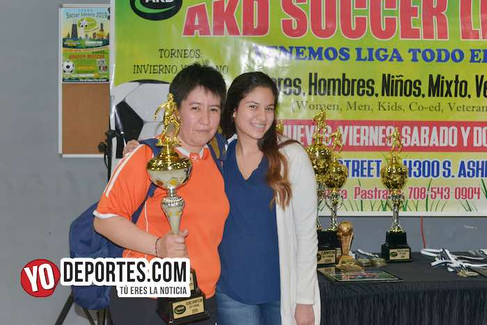 Lupe Serrano-Chicago Flash-Atletico L-AKD Soccer League