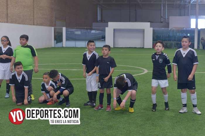 Manchester-Tonalapa-Liga Douglas Kids futbol indoor