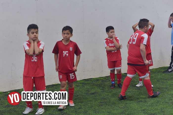 Manchester-Tonalapa-Liga Douglas Kids penales
