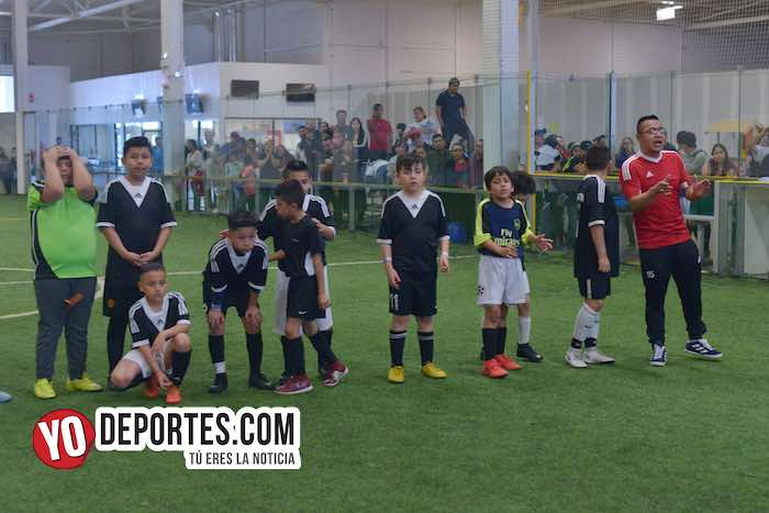 Manchester-Tonalapa-Liga Douglas Kids