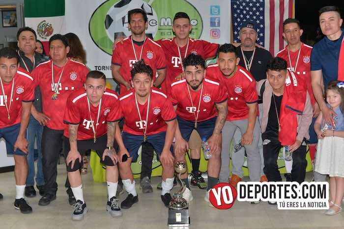 Morelos-Liga 5 de Mayo-Final Mayor