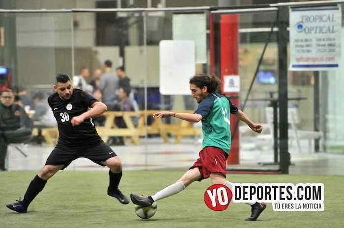 Norberto Flores-Granda FC-La Hacienda-Liga 5 de Mayo-viernes