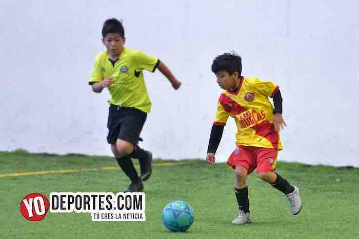 Oscarin Trujillo-Guerreritos-Douglas Kids-Liga Douglas