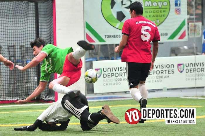 Red Fire-Deportivo Morelos-Liga 5 de Mayo-Final Mayor Yodeportes Chicago