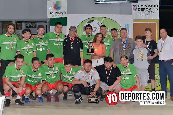 Red Fire-Deportivo Morelos-Liga 5 de Mayo-Final Mayor