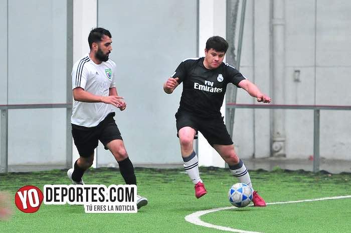 Renamix-Lobos Sierrenos-Supercopa de los Martes-Liga Douglas Indoor Futbol
