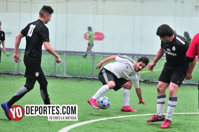 Renamix-Lobos Sierrenos-Supercopa de los Martes-Liga Douglas-Yodeportes Chicago