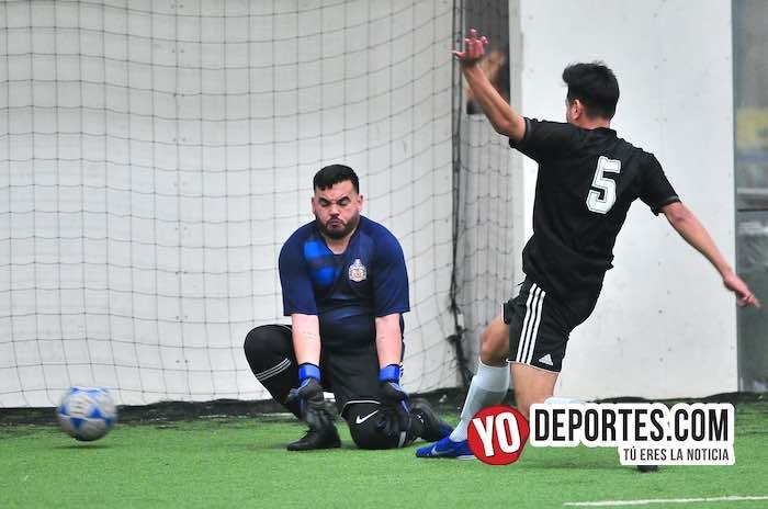 Renamix-Lobos Sierrenos-Supercopa de los Martes-Liga Douglas Yodeportes Chicago