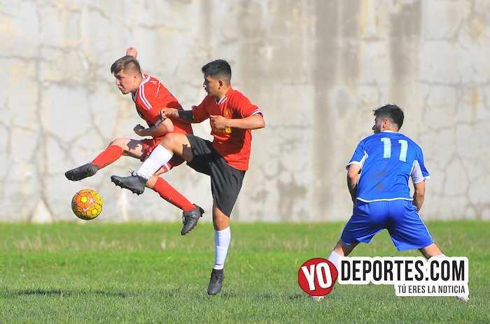San Rafael-Liverpool-CLASA League Yodeportes Chicago