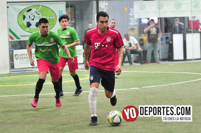 Victor Sequeida-Red Fire-Deportivo Morelos-Liga 5 de Mayo-Final Mayor