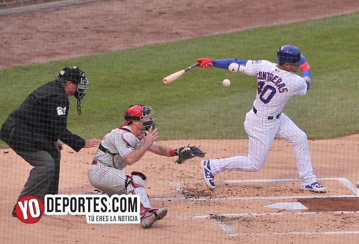 Willson Contreras-Chicago Cubs-Filadelfia-Phillies-Filadelfia