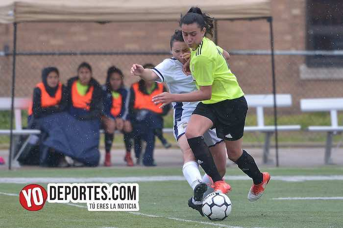 Women Premier Academy-Elgin Pumas SC-UPSL Chicago Futbol Femenino