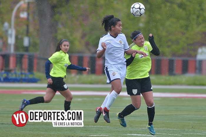 Women Premier Academy-Elgin Pumas SC-UPSL Chicago Futbol Soccer