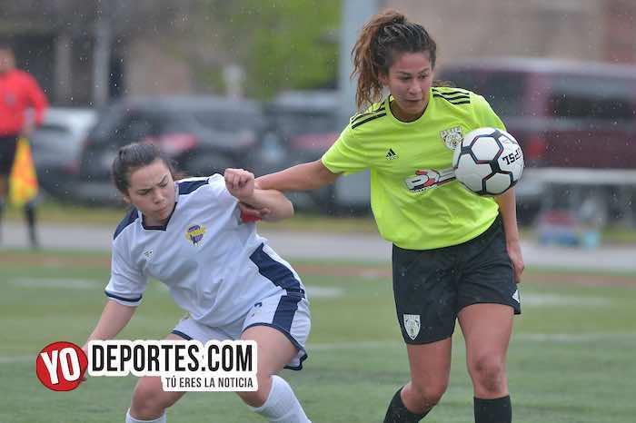 Women Premier Academy-Elgin Pumas SC-UPSL Chicago Yodeportes