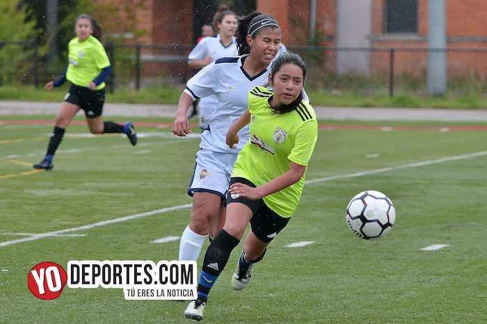 Women Premier Academy-Elgin Pumas SC-UPSL Chicago
