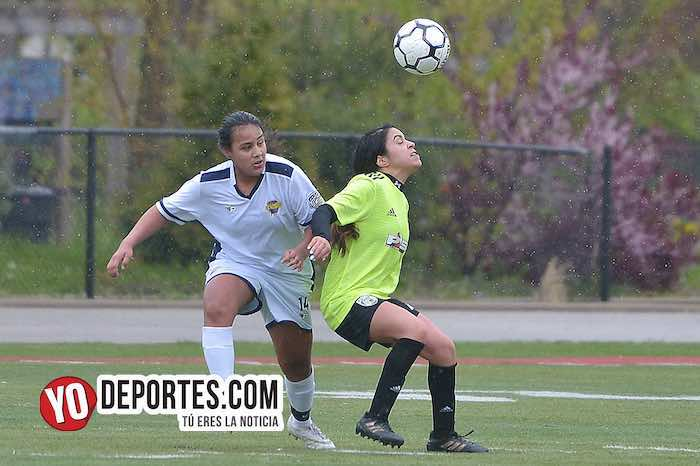 Women Premier Academy-Elgin Pumas SC-United Premier Soccer League-Hales Franciscan High School