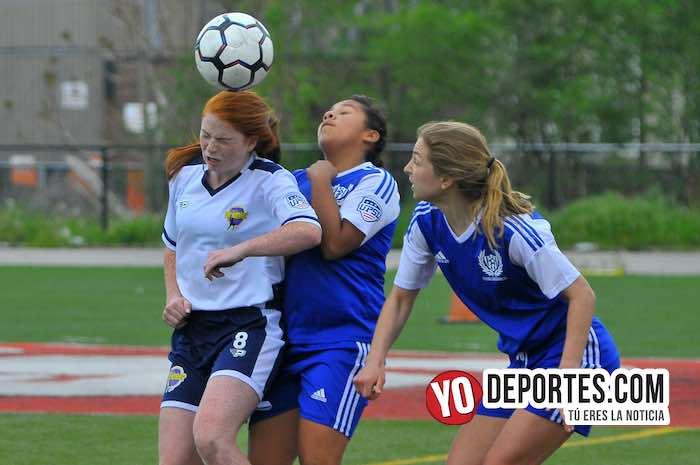 Women Premier-Cicero Jaguars-United Premier Soccer League Chicago Yodeportes