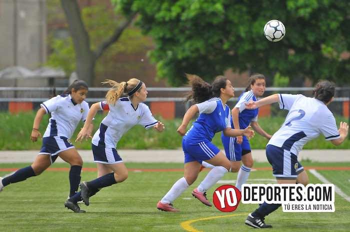 Women Premier-Cicero Jaguars-United Premier Soccer League