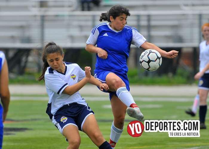 Yazmin Carrera-Women Premier-Cicero Jaguars-United Premier Soccer League