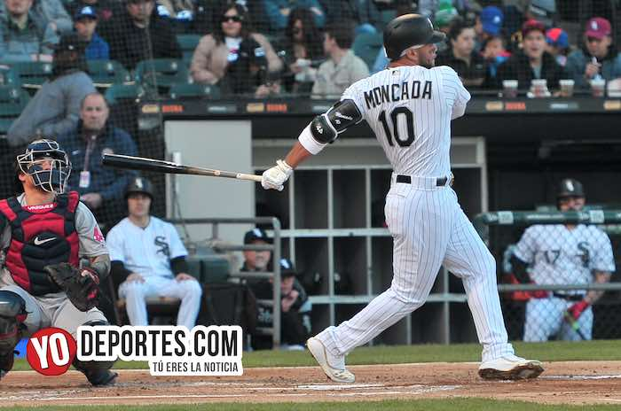 Yoan Moncada-Chicago White Sox-Boston Red Sox