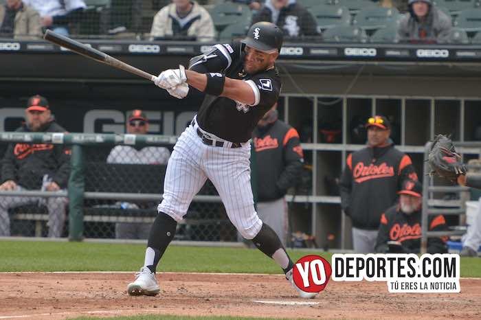Yoan Moncada-White Sox-Orioles Baltimore-Guaranted Rate Field
