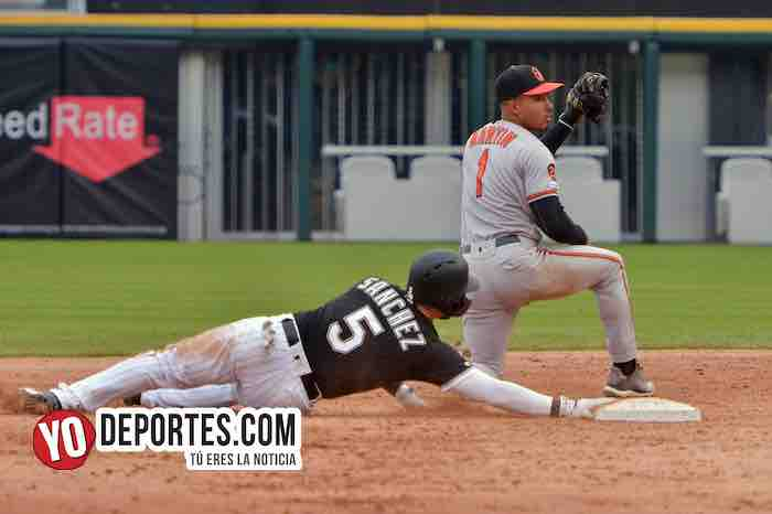 Yolmer Sanchez-White Sox-Orioles Baltimore-Guaranted Rate Field