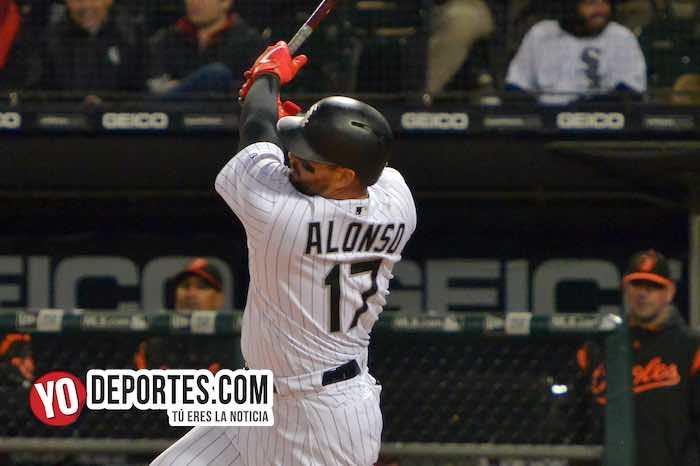 Yonder Alonso rescata serie para los White Sox con walk-off ante Orioles de Baltimore