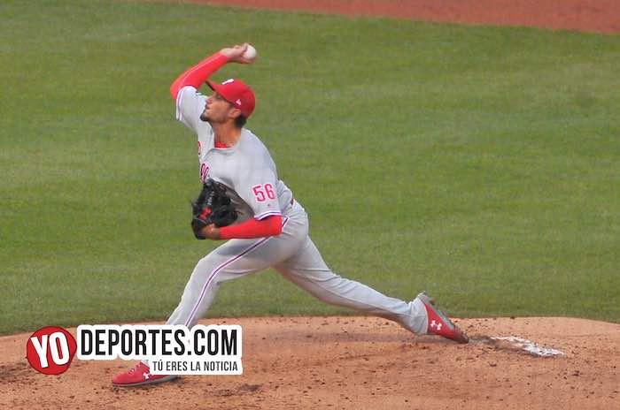Zach Eflin-Chicago Cubs-Filadelfia Phillies