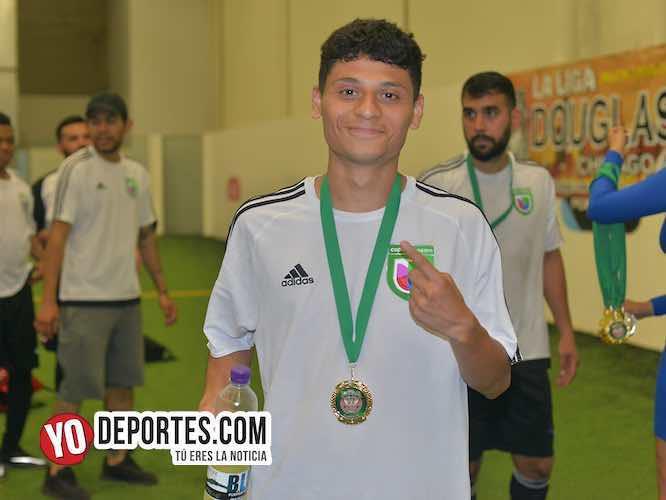 Alex Cervantes-Renamix-Boca Jr-Final Supercopa de los Martes Liga Douglas