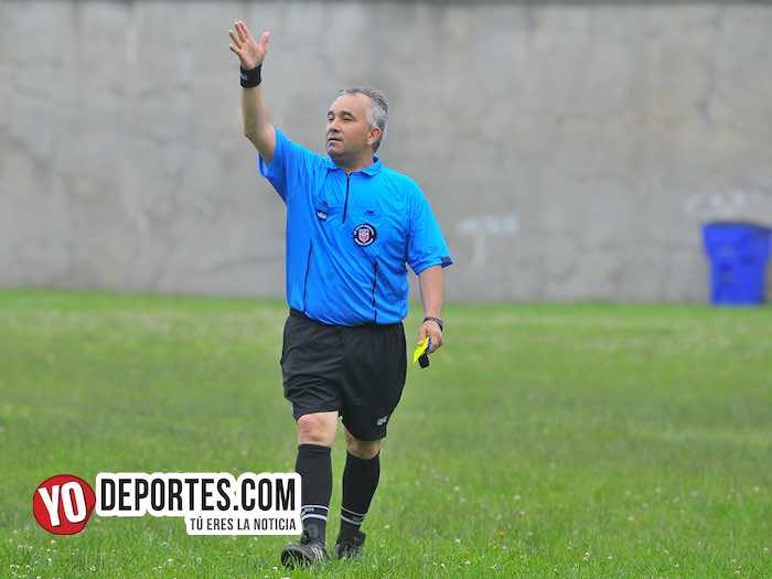 Arbitro Justo Avila-Michoacan-Irapuato-Liga Victoria Ejidal