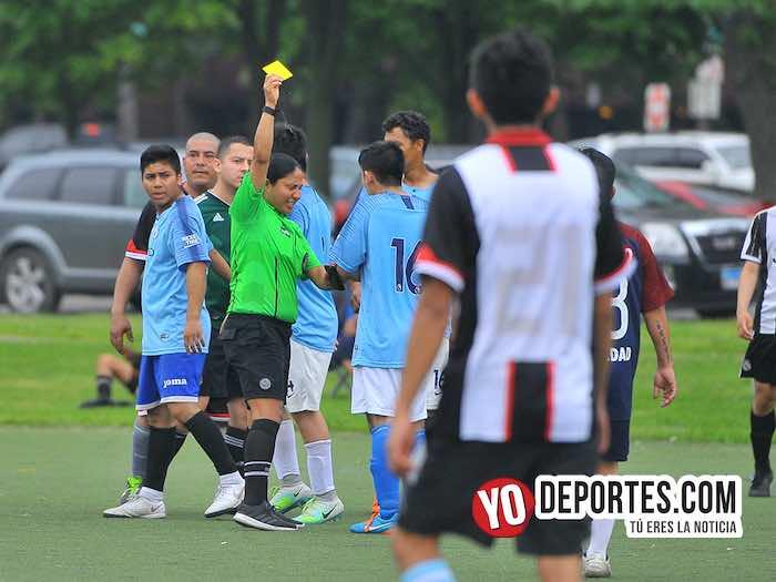 Arbitro Rosalba Luna-Honduras-Juventus-Liga Douglas