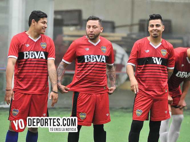 Boca Jr-Final Supercopa de los Martes Liga Douglas