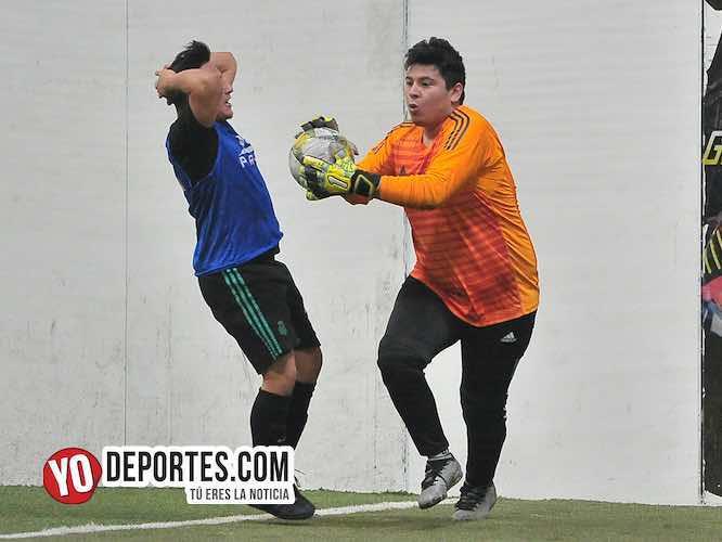 Celaya GTO arranca el invicto al líder San Marcos en la Liga 5 de Mayo