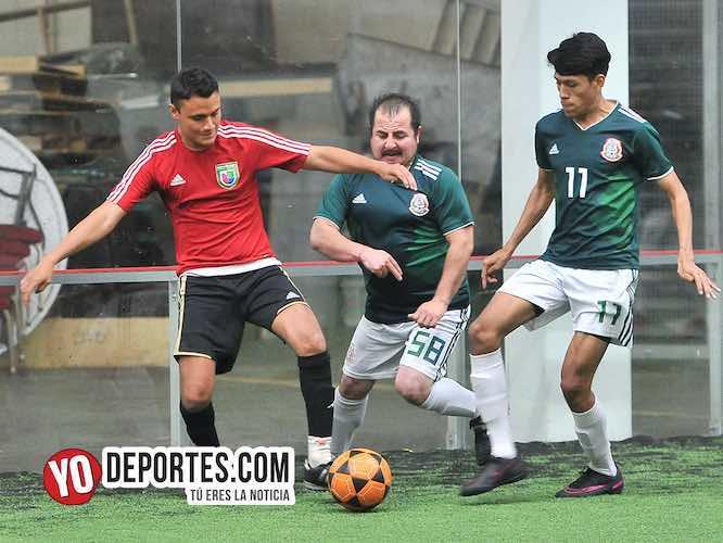 Fierro FC-Deportivo Hidalgo-Supercopa de los Martes Liga Douglas Soccer League