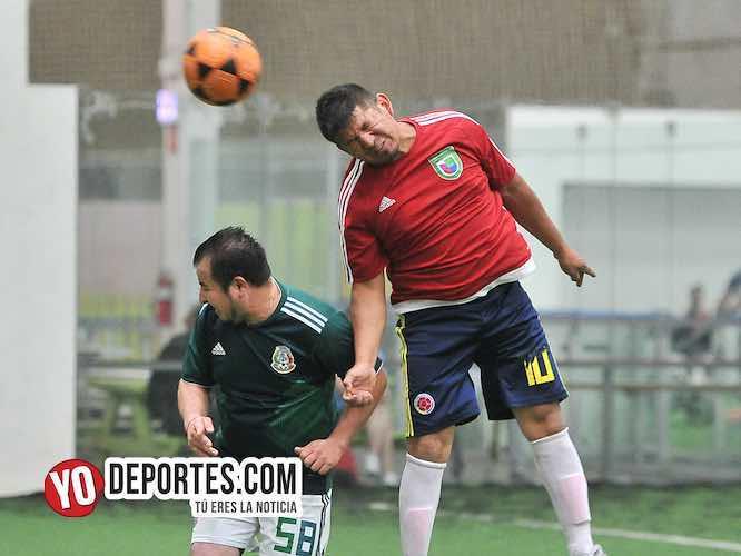 Fierro FC-Deportivo Hidalgo-Supercopa de los Martes Liga Douglas futbol Chicago