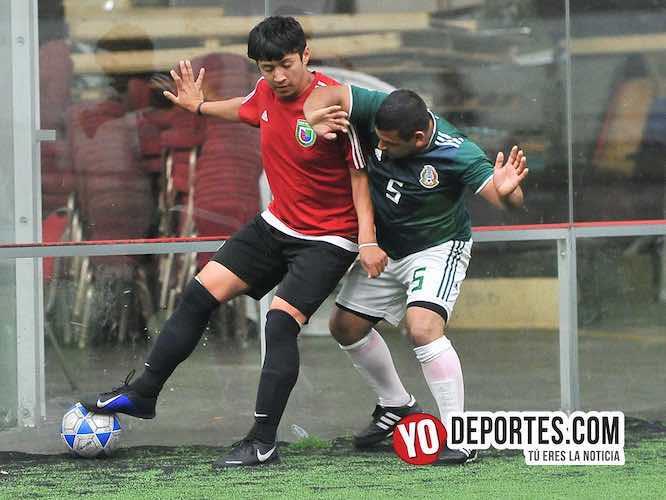 Fierro FC-Deportivo Hidalgo-Supercopa de los Martes Liga Douglas