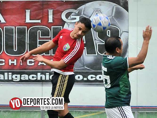 Final Fierro FC-Deportivo Hidalgo-Supercopa de los Martes Liga Douglas