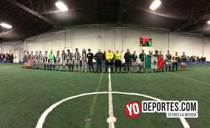 Lunes de finales en la Liga Interamericana en Chicago Futsal Academy