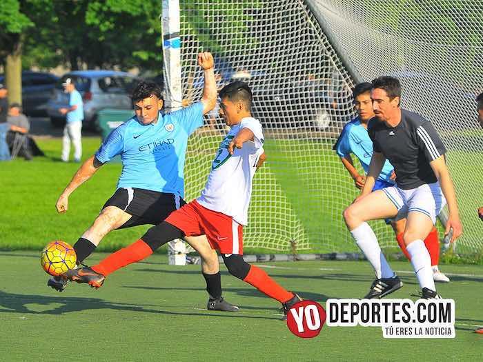 Honduras-Zacatepec-Liga Douglas Futbol Douglas Park Chicago