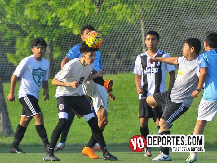 Honduras-Zacatepec-Liga Douglas Soccer League Chicago