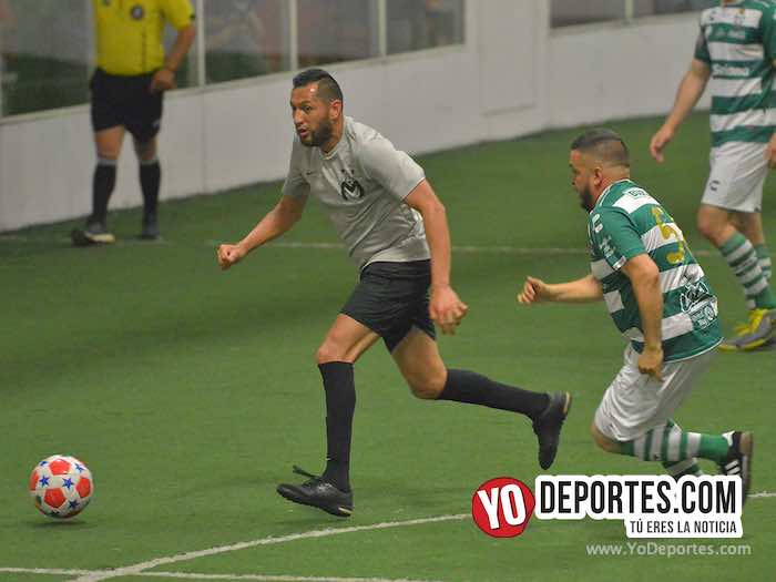 Iguala-Michoacan-Final Chitown Futbol veteranos indoor soccer