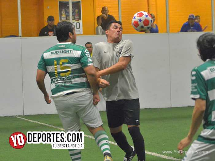 Iguala-Michoacan-Final Chitown Futbol veteranos-soccer indoor