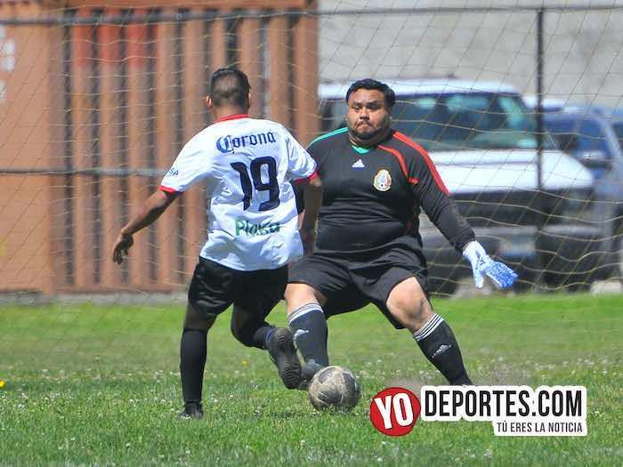 Irapuato-Iramuco-Liga Victoria Ejidal-Yodeportes-Chicago Illinois