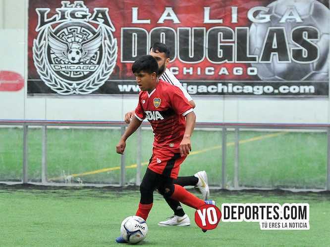 JOnathan Pachar-Renamix-Boca Jr-Final Supercopa de los Martes Liga Douglas