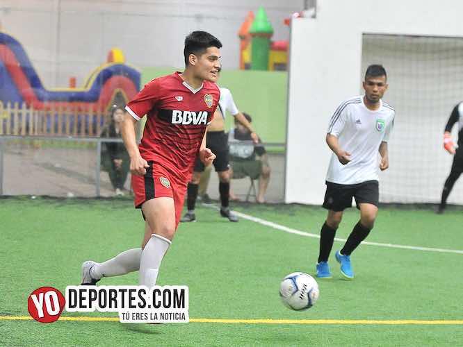 Jaime Alonso-Renamix-Boca Jr-Final Supercopa de los Martes Liga Douglas
