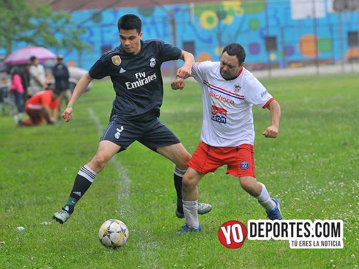 Michoacán le gana y rebasa al Irapuato en la Liga Victoria Ejidal