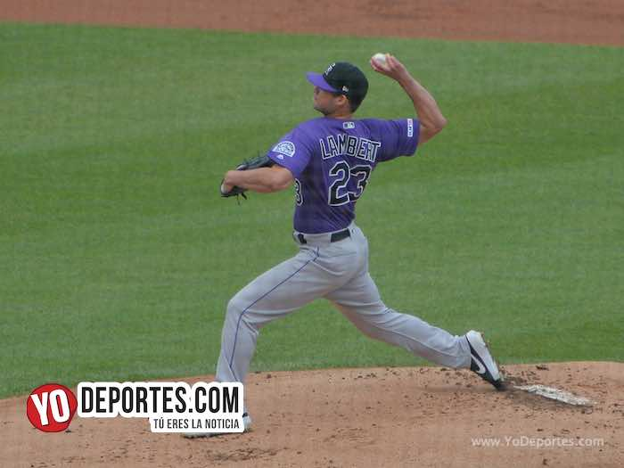 Peter Lambert-Chicago Cubs-Colorado Rockies